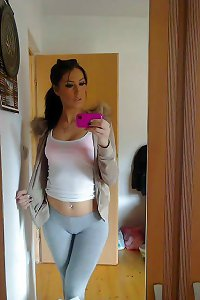 Balkan babes in yoga trousers